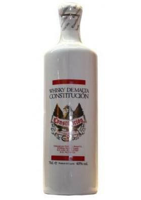 Whisky de Malta Constitución 10 años