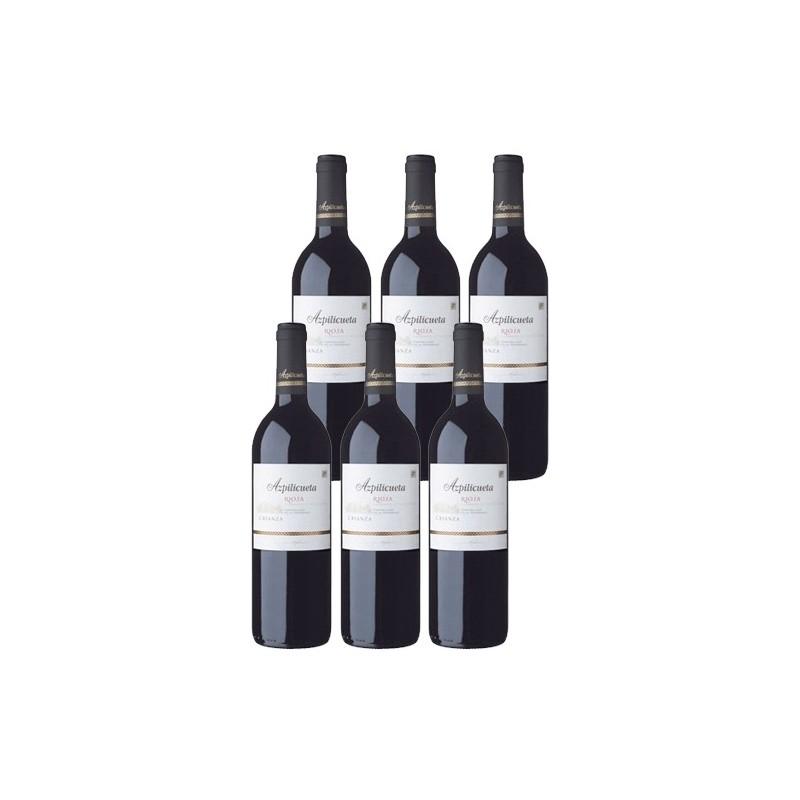 6 azpilicueta crianza 2009 de bodegas alcorta vino tinto - Bodegas alcorta ...