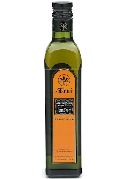 Huile de d'olive arbequina 250 Ml Sotarroni
