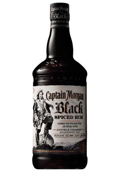 Capitan Morgan black