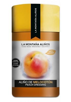 Aliño de Melocotón - Restaurante la Montaña