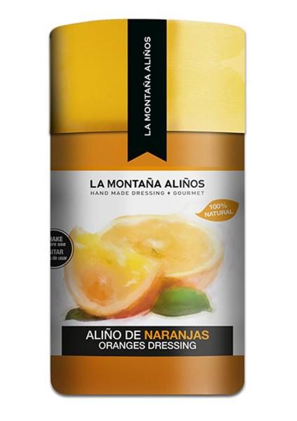 Aliño de Naranjas - Restaurante la Montaña