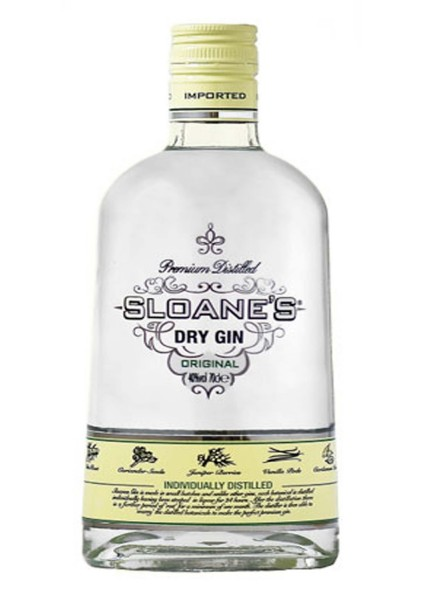 Gin Sloane's