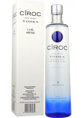 Vodka Ciroc 6L