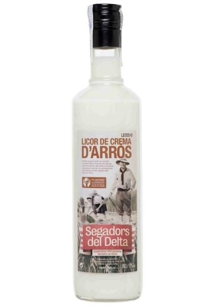 Crema de arroz Segadors del Delta