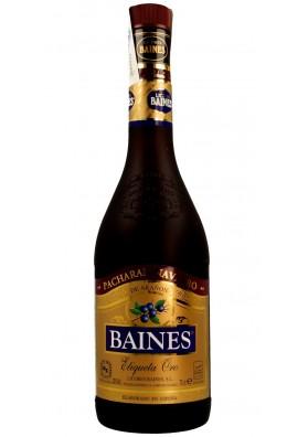 Pacharán Baines Oro 70cl