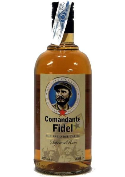 Ron Comandante Fidel