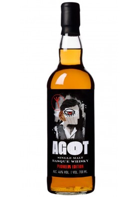 Agot Single Malt Basque Whisky