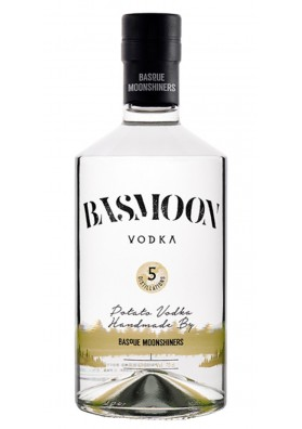 Basmoon Vodka de Patata Alavesa