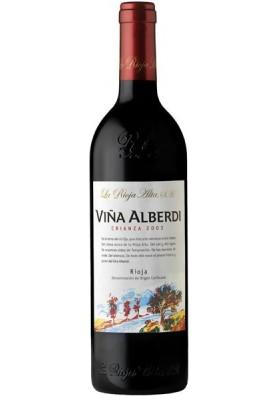 Viña Alberdi Crianza 2003   La Rioja Alta