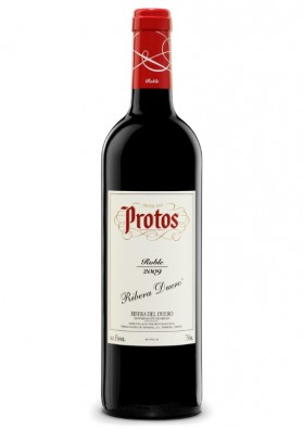 Protos Roble 2010 de Bodegas Protos