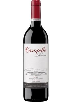 Campillo Reserva 2004 de Bodegas Campillo