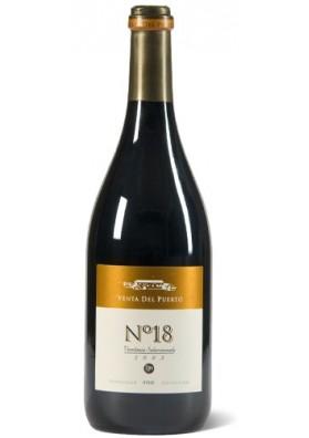 Venta del Puerto nº 18 2005 | Vinos de la viña