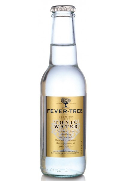 Fever Tree Tonic Water - 6 tónicas
