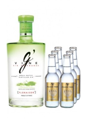 G'Vine Floraison + 6 Fever Tree