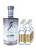 G'Vine Nouaison + 6 Fever Tree