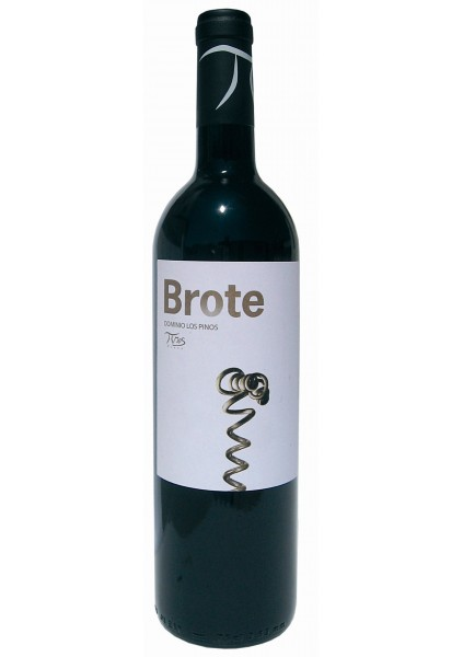Brote Tinto 2008 de Bodegas Los Pinos