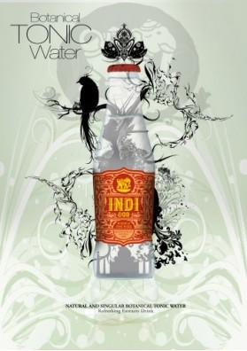 Tónica INDI - 6 tónicas