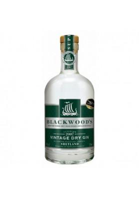 Blackwood's vintage dry gin |