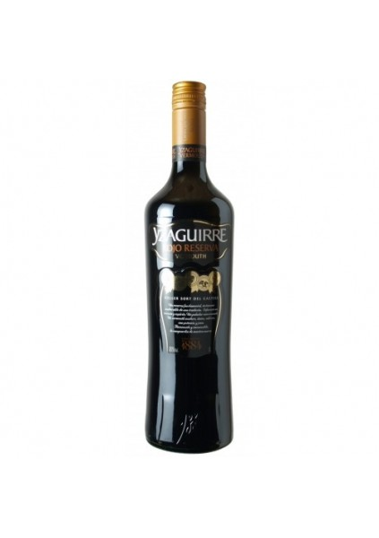 Vermouth Yzaguirre Negro reserva