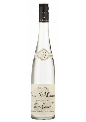Eau de Vie Poire Williams Léon Beyer |