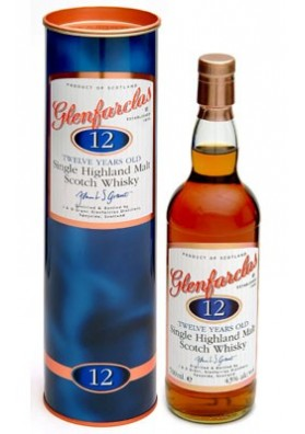 Glenfarclas Single Malt 12 años |