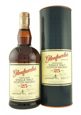 Glenfarclas Highland single Malt 25 anys de