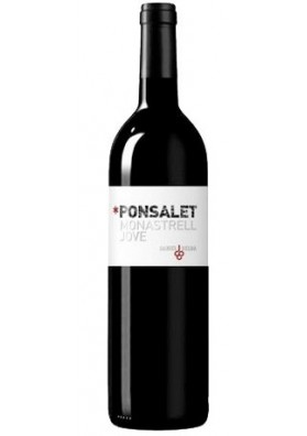 Ponsalet monastrell 2011 | Bodegas Daniel Belda