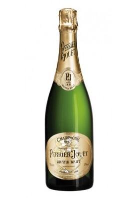 Perrier xampany Jouet Grand Brut de xampany Perrier Jouët