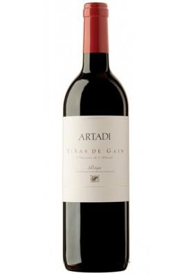 Artadi Viñas de guanyar 2007 de Bodega Artadi