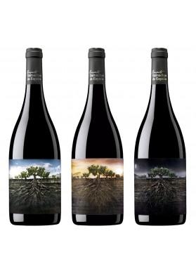 Garnachas de España, Estuche 3 botellas