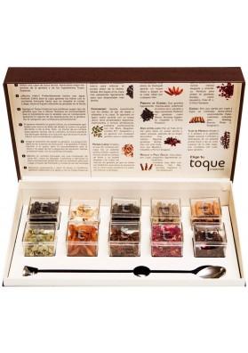 Toque Especial, Selección de 10 Botánicos para Gin Tonic |