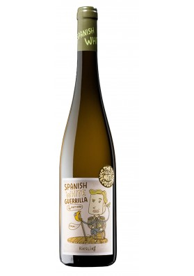 Spanish White Guerrilla Riesling 2011