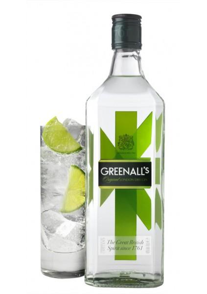 Greenall van Gin