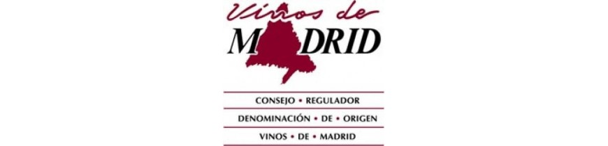 WINES FROM MADRID
